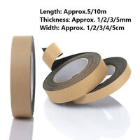 Waterproof Single Sided Adhesive Rubber Strip Tape Sound insulation Seal Strip