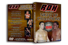 Official ROH Ring of Honor - Night of Champions 2003 Event DVD (Pre-Owned)
