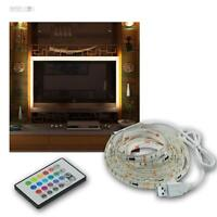 "RGB LED TV Backlight Set for 42-65 "" 107-165cm Television Ambient"