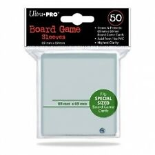 Ultra Pro Board Game 50 Sleeves 69x69mm - Case of 10