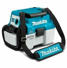 Makita DVC750LZX1 12V Li-Ion Cordless Dust Extractor - Skin Only
