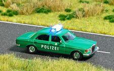Busch 5593 - 1/87 / H0 Mercedes W123 - Polizei Mit Blaulicht - Neu