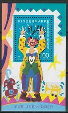 Für uns Kinder postfrisch 1993 Block 27 Mi. 1695
