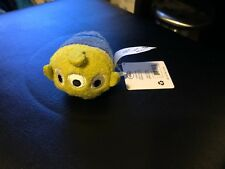 """Disney Tsum Tsum Green Alien Toy Story Mini Plush 3½"""" New With Tags Us Seller"""