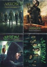 Cryptozoic Arrow Seasons 1-4 Base Sets 320 Cards In Total SALE