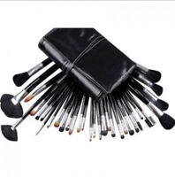 32 Professional Make Up Brush Set Foundation Brushes Kabuki Makeup Brushes Set