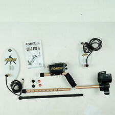 "Fisher Gold Bug 2 Ii Metal Detector with 10"" Elliptical Search Coil"