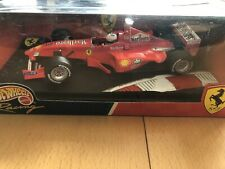 Hotwheels Ferrari F399 Michael Schumacher Collection Marlboro Logo