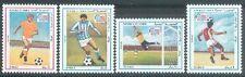 Yemen Republic 1994 ** Mi.139/42 Fußball Football