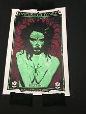Umphrey's McGee Adam Pobiak Boston Ma Halloween 2014 S/N X350 Art Poster Print