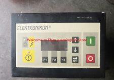Ship dhl ,ATLAS COPCO 1900 0700 01 1900070001 panel controller ,Used