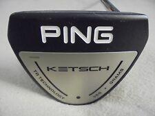 """Ping Ketsch 34"""" Black-Dot Putter w/TR Technology"""