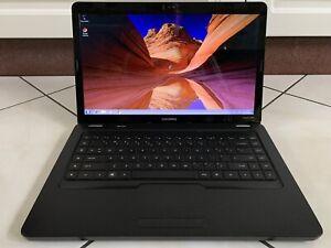 Compaq Presario CQ62 Laptop AMD V120@2.2GHz 4GB RAM 120GB HDD WIN7