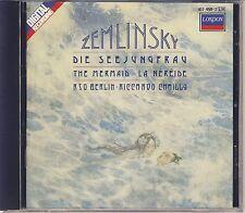 Zemlinsky - Chailly, Radio-Symph.-Orch. Berlin: The Mermaid (London) Very Good