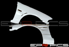 DM Style +20mm Front Fenders Pair for Nissan Skyline R33 GTS
