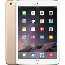 Tablet ed eBook reader Apple in oro da 16 GB