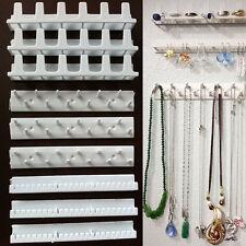 9stk Halskette Ohrring Schmuck Organizer hängend Halter Display Stand Rack Sets
