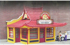 Walthers Cornerstone HO Scale Building/Structure Golden Dragon Chinese Take Out