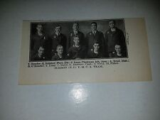 Summit New Jersey Y.M.C.A. 1913-14 Basketball Team Picture