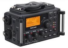 TASCAM 4Channel Linear PCM Portable DSLR Film Recorder
