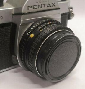 Pentax M 50mm f1.4 - f1.7 - f2 Lens Cap - Protect Your Optics