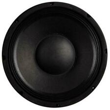 """12"""" Speaker 400w RMS Full Range Cast Alloy Driver 8 ohm With Faston Terminals -"""