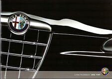Alfa Romeo 147 Accessories 2008-10 UK Market Sales Brochure