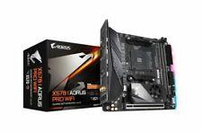 GIGABYTE X570I AORUS PRO WiFi AM4, AMD Motherboard