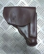 Genuine Eastern Bloc / Soviet Brown Military / Police Makarov Holster  PGAS05