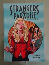 Strangers In Paradise Pocket Books 6 Abstract Studio VF Condition