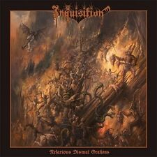 Inquisition - Nefarious Dismal Orations [New CD]