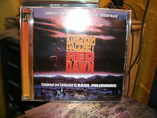 RED DAWN,INTRADA FILM SOUNDTRACK,BASIL POLEDOURIS
