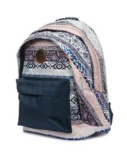 RIP CURL WOMENS BACKPACK.DOUBLE DOME NAVY A4 SCHOOL TRAVEL RUCKSACK BAG 8W H1 49
