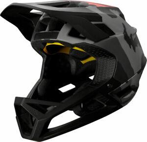 Proframe Full-Face Helmet - Fox Racing Proframe Full-Face Helmet - Black Camo,