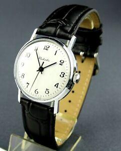 RAKETA ROCKET 2609.1 17Jewels Vintage Soviet Mechanical Wristwatch SERVICED USSR