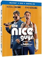 The Nice Guys (Bilingual) [Blu-ray] [Russell Crowe, Ryan Gosling] [Comedy] SDH