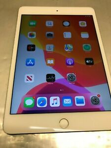 Apple IPAD Mini 4 32GB, Wi-Fi + Celular (Libre ), 7.9in - Plata