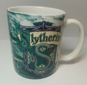 Slytherin | 2000 Rare Harry Potter And The Sorcerer's Stone Coffee Cup Mug