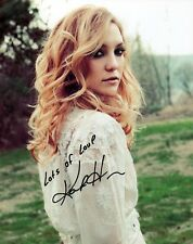 "Kate Hudson actress REAL hand SIGNED 8x10"" photo COA Autographed"
