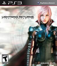 Lightning Returns: Final Fantasy FF 13-3 XIII-3 *New* PS3 (PlayStation 3, 2014)