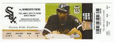 Francisco Liriano NO-HITTER Twins Sox 5/3 Ticket Stub