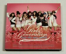 SNSD GIRLS' GENERATION 1st Asia Tour: Into The New World 2CD+Photo Book Korea