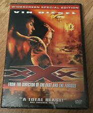 Xxx (Dvd, 2002) Brand New Sealed - Vin Diesel - Widescreen Special Edition