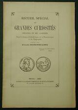 Boutkowski-Glinka Grandes curiosités Numismatic Numismatique Greek Oriental