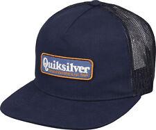 093b8dda541 Quiksilver Pursey Snapback Hat (Navy Blazer)