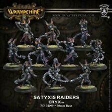Warmachine Cryx Satyxis Raiders Pip 34099
