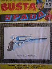 Busta Fumetti Spada anni 70 con 2 fumetti   [G317]