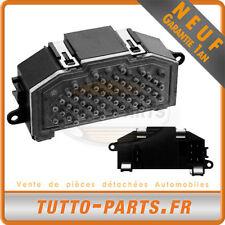 Résistance Chauffage Ventilation Audi A3 Seat Skoda VW 3C0907521C 3C0907521D