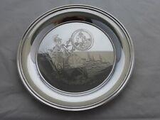 Silver Plate 75th Anniversary Diamond Jubilee Queen Victoria 1972 Roberts Dore