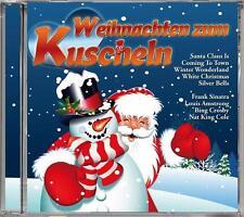Weihnachten zum Kuscheln - Weihnachts-CD / XMas / X-Mas - 2013 - 15 Tracks - NEU